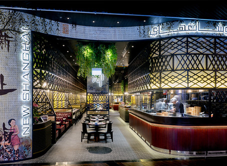 Pattern and texture lead New Shanghai to new heights and a new market in Dubai