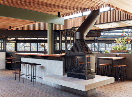 The Corner Hotel's new design elements uphold its original and much-loved character