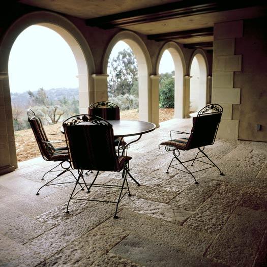 Rhodes' Antique Granite