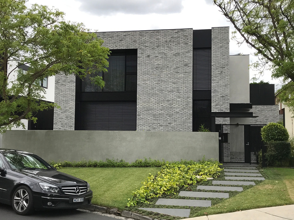 Toorak Home, Petersen Bricks