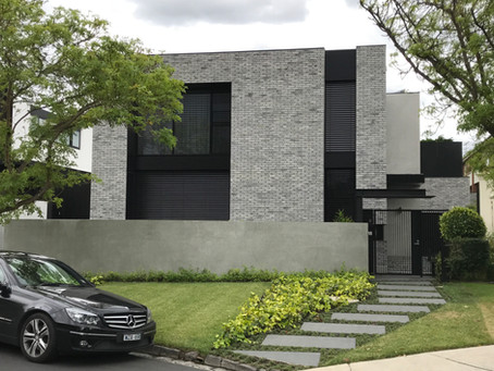 Petersen makes brick selection incredibly easy for homeowners in Melbourne's Toorak