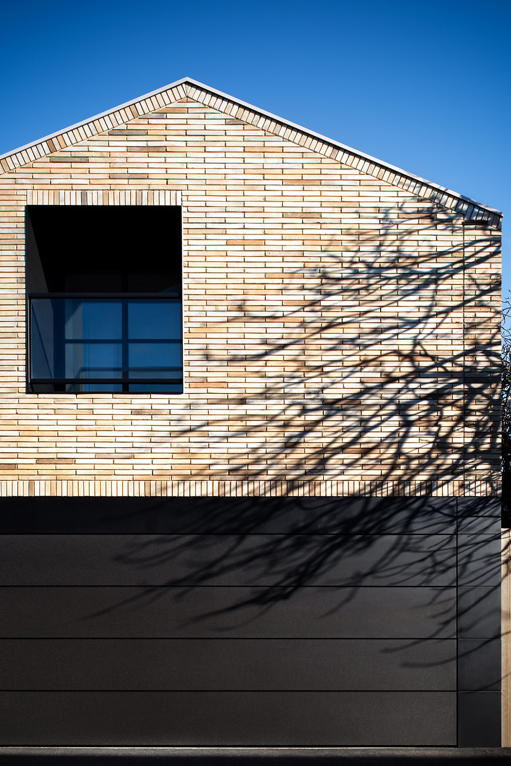 Krause Bricks, Emperor Blend, Gallery House, Fitzroy