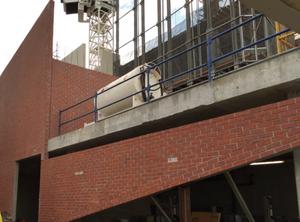 Think brick inlay Robertson Facade Systems