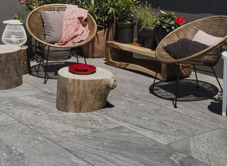 Porcelain stoneware: Overcoming the challenges of traditional paving solutions