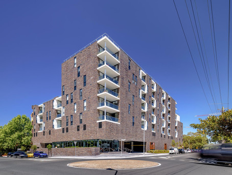 Parkside Wollongong sets a new benchmark for independent living using Petersen Kolumba™ bricks