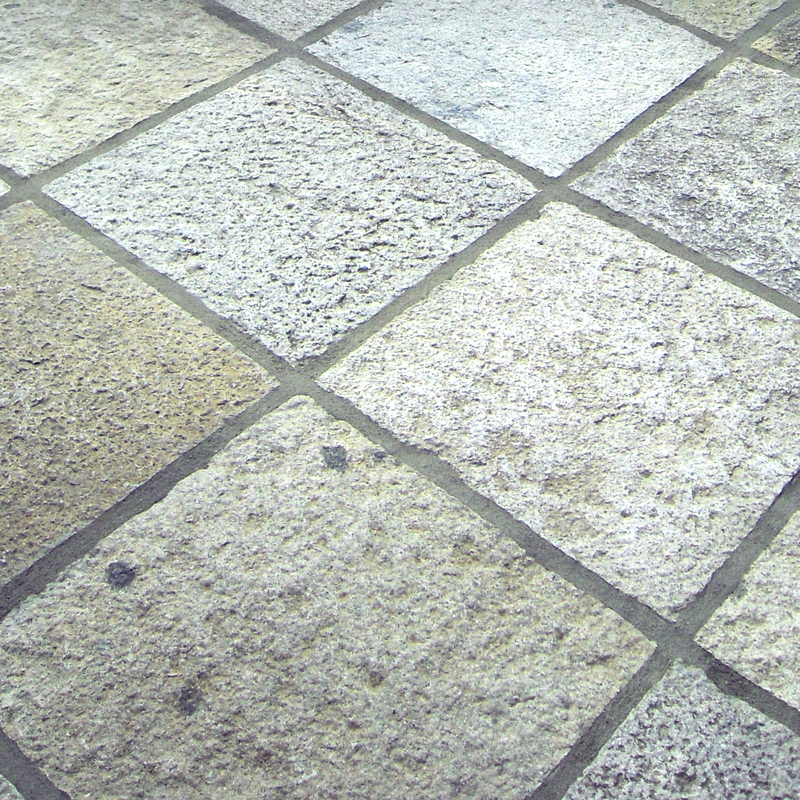 Antique Pewter Granite paving