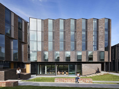 Krause Emperor bricks add a layer of history to Trinity College's award-winning contemporary design