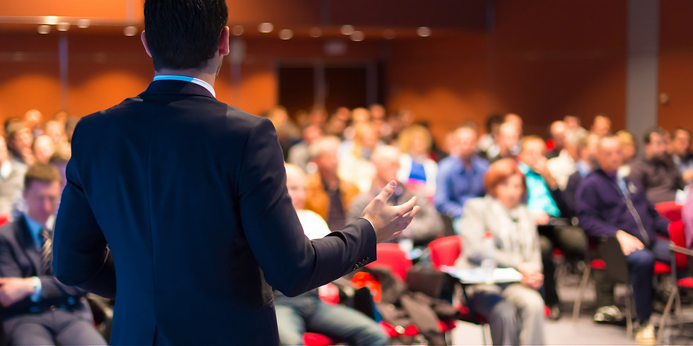 """EXCLUSIVE SPEAKER EVENT: """"Finding My Title"""""""