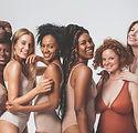 Modelli di lingerie