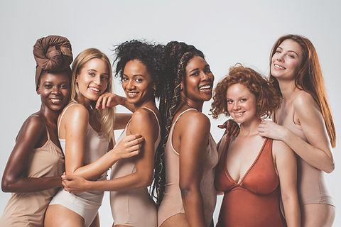 Lingerie Models