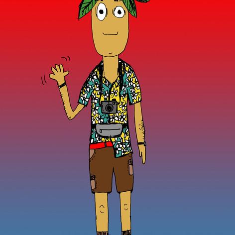 Palm Head