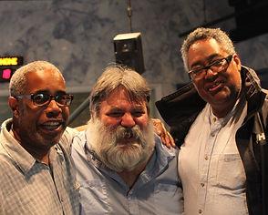 Rodney Franks KUVO.org with Jon Faddis and Alan Hood
