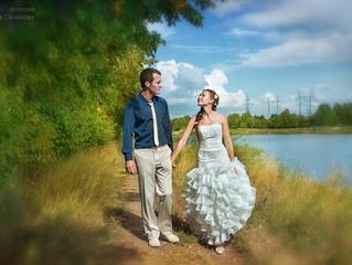 Мелочи,  которые  необходимо  взять  с собой  в  день  свадебного  торжества.