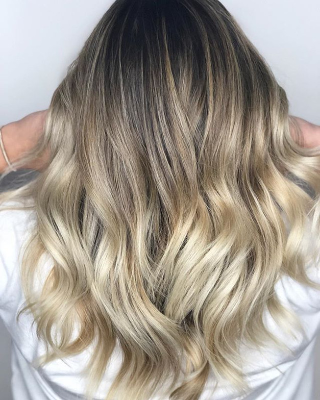 💕Pretty soft ombre💕 Loving switching