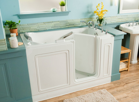 Bathroom Remodeling for Senior Living