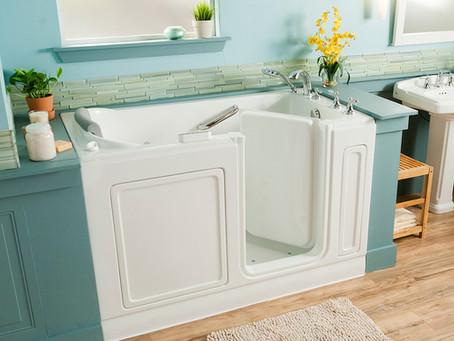 Bathroom Remodeling for Senior Living