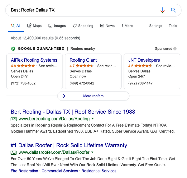 SEO For Roofers - Ad Listings.png
