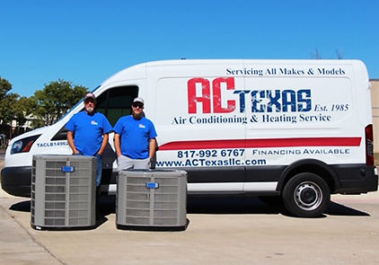 Residential HVAC Arlington TX | AC Texas
