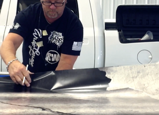 What's the Secret to a Perfect Car Wrap?