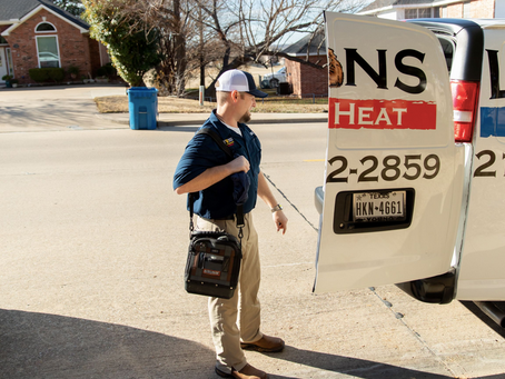 We Provide AC Services to the Residents of Wylie
