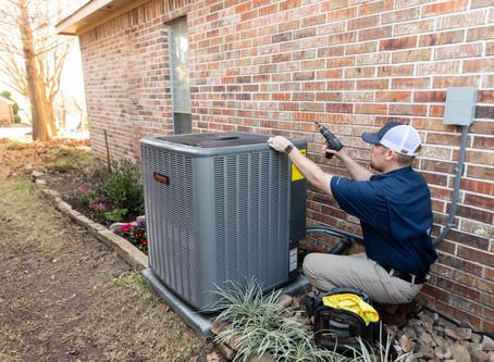 Air Conditioner Unit Installation