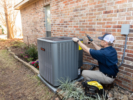 Air Conditioner Unit Installation