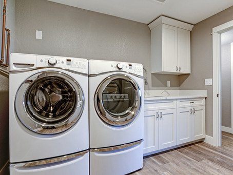 Choosing Flooring for Your Laundry Room