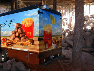 What Do Vehicle Wraps Have to Do With Food Trucks?