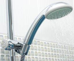 Shower Heads - Del Piso