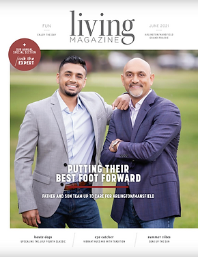 Arlington Living Magazine - June 2021 Is