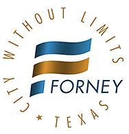 Forney TX City Logo
