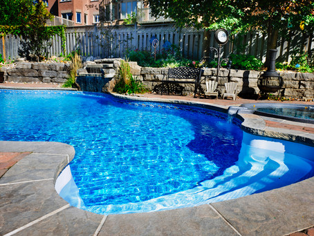 Choosing the Best Pool Coping