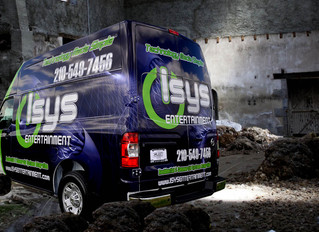 Why You Should Wrap, and Not Paint Your Business Fleet