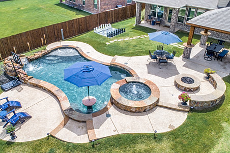 Plano Tx Pool Builder Pool Service Amp More Gold Medal Pools