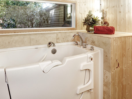 Senior Bathroom Remodeling Ideas