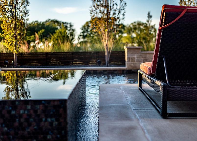 Hopkins Custom Pool Builder in Rockwall, TX