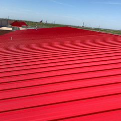 Metal Commercial Roof in Hermleigh TX by Chad Dodson Roofing.jpg