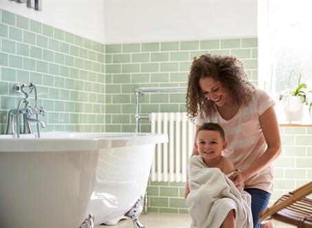 Practical Bathroom Designs for Families