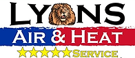Lyons Air & Heat Logo