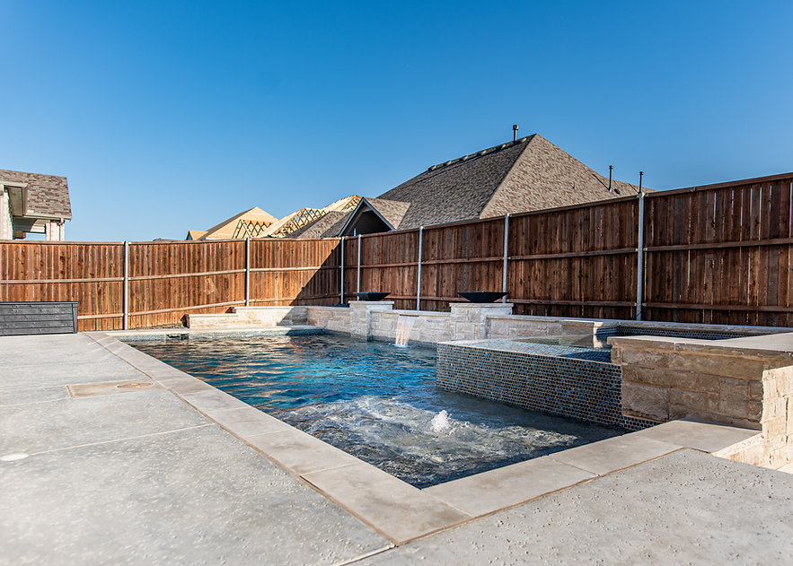 Hopkins Custom Pool Builder