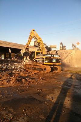 Lloyd Nabors Bridge Demolition