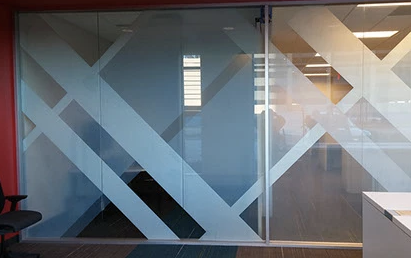 Transform the Glass in Your Company's Office Space