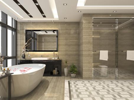 Building a Luxury Bathroom