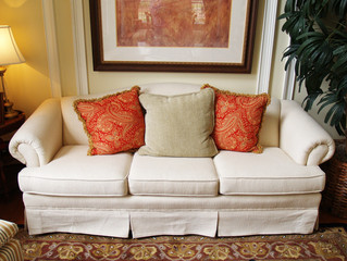 Health Benefits of Cleaning Your Upholstered Furniture