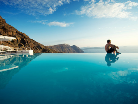 What Is an Infinity Pool?