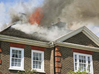 Here's What Happens to Your Home After a Fire