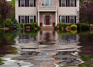 Texas Storms and Water Damage