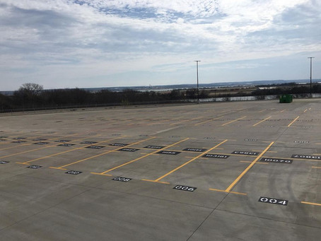 Essential Steps to Prepare for Parking Lot Striping