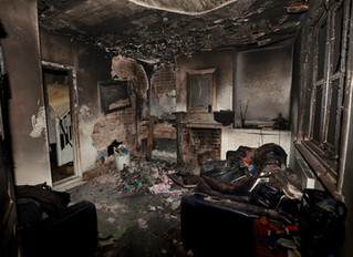 Did you know fire damage can sometimes also cause water damage?
