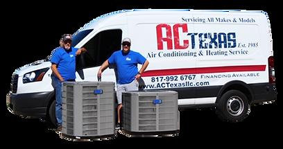 AC Texas | HVAC Arlington, TX